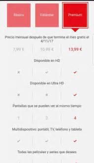 Netflix sube el precio de su plan Estándar y Premium ...