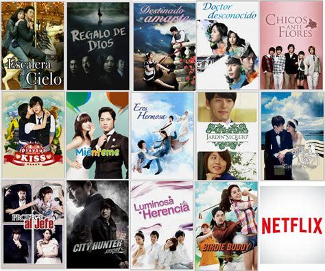 Netflix y los Dramas Coreanos