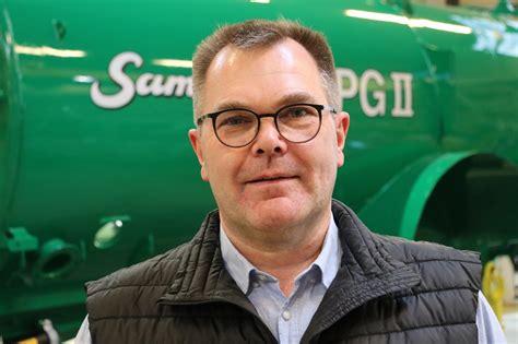 Neuer Gebietsverkaufsleiter bei SAMSON AGRO Deutschland