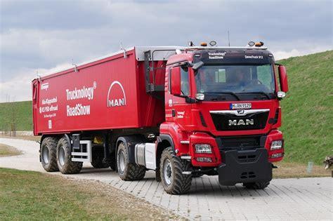 Neues bei MAN Agro Trucks | www.agrartechnik.ch
