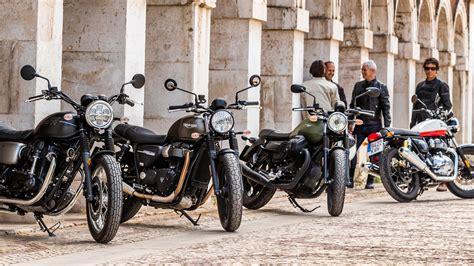 Neumáticos para motos clásicas y custom   Pruebas ...