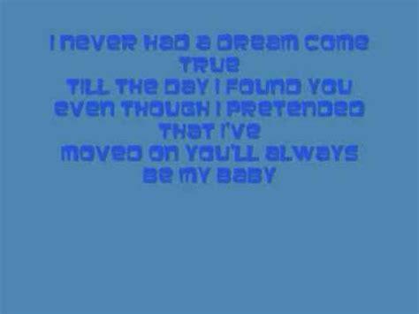 never had a dream come true lyrics  S club 7   YouTube
