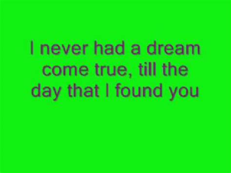 Never Had A Dream Come True  S Club 7 Lyrics   YouTube