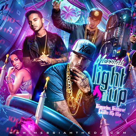 New 2016 Light It Up Reggaeton Latin PARTY MIX Mixtape CD ...