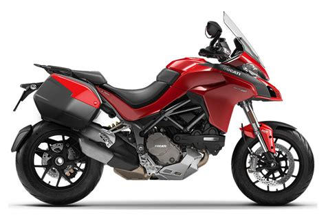New 2019 Ducati Multistrada 1260 S Touring Motorcycles in ...