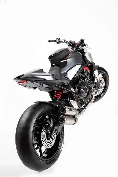 NEW 2019 Honda CB650R Neo Sports Café Motorcycle Announcement!