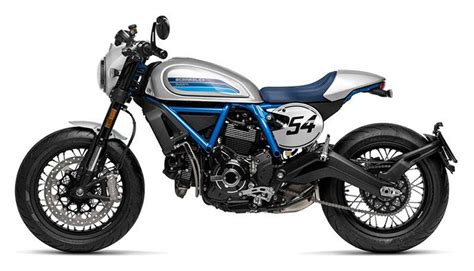 New 2020 Ducati Scrambler Cafe Racer Motorcycles in ...