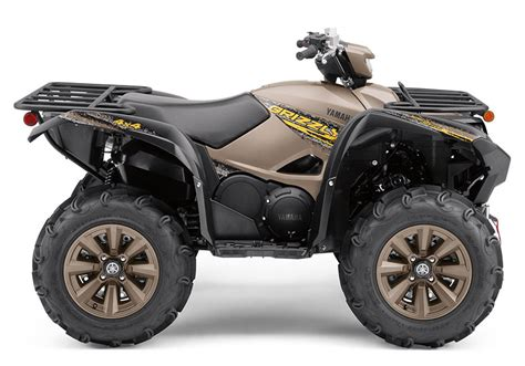 New 2020 Yamaha Grizzly EPS XT R ATVs in Shawnee, OK ...
