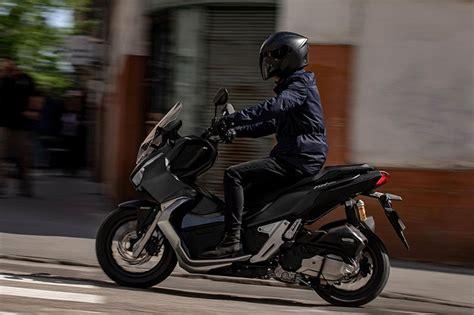New 2021 Honda ADV150 Matte Black Metallic   Scooters in ...