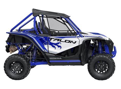 New 2021 Honda Talon 1000X FOX Live Valve Utility Vehicles ...