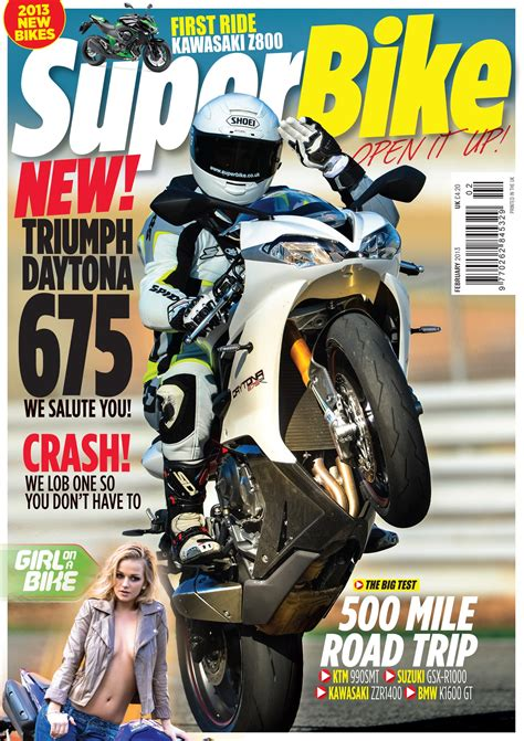 New Advert on the one of Best Moto Magazine in the World ...