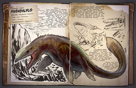 New ARK: Survival Evolved Images Showcase Mosasaurus and ...