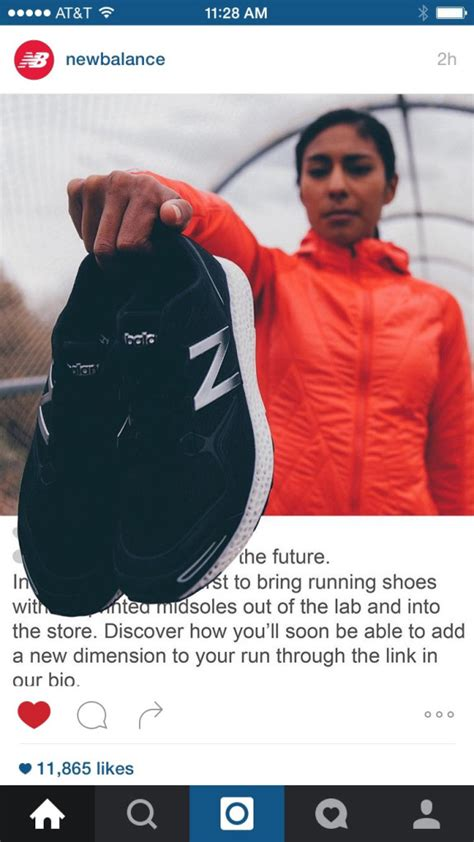 New Balance Breaks the Mold for Promoting their New 3D ...