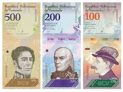 New Coins and Banknotes for Venezuela   CoinsWeekly