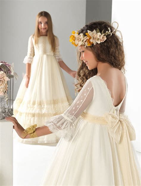 New collection of communion dresses for girls | Blog ...