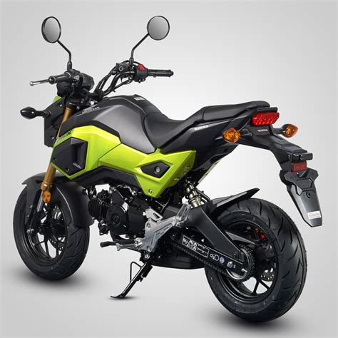 New Colours Available for the 2017 Honda MSX 125 – RM11 ...