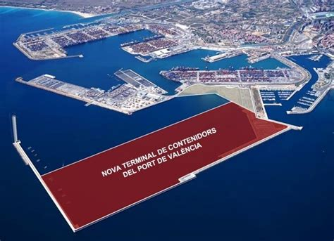 New container terminal planned in Valencia   Container News