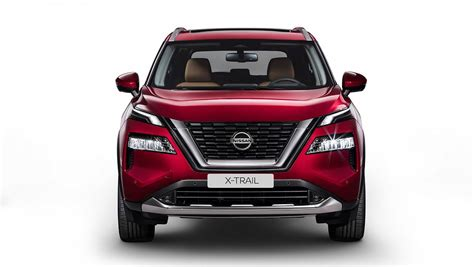 New crossover Nissan X Trail 2022 model year presented in ...