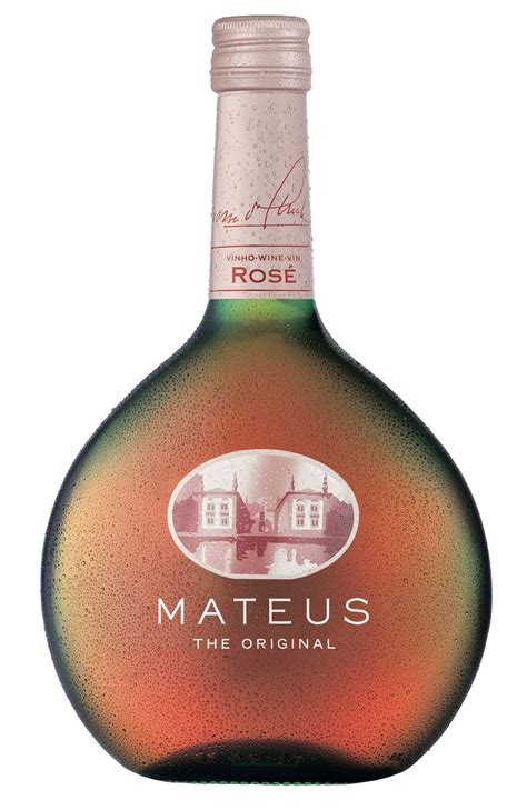 New design for iconic Mateus bottle for its 70th anniversary