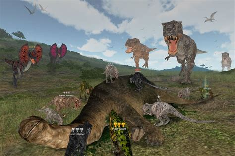 New dinosaur game  Dinos Online  released | AndroidPIT Forum
