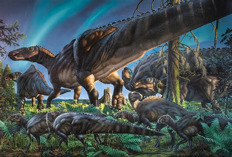 New dinosaur species may have left tracks in the snow ...