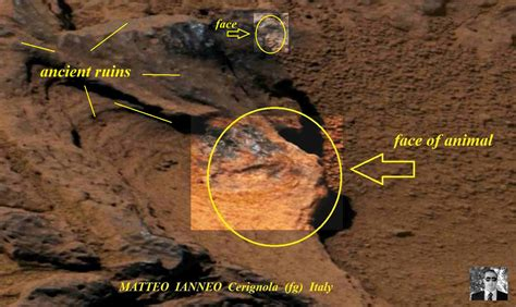 New Discoveries on Mars From My Friend Matteo Ianneo ...