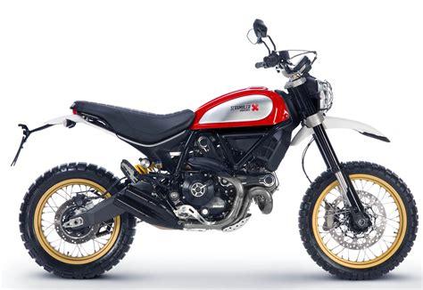 New Ducati Scrambler Desert Sled Means Business Off Road ...