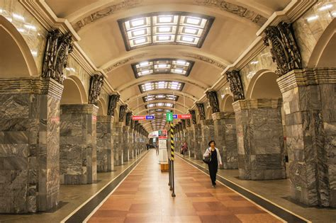 New film from Discovery channel – Saint Petersburg Subway ...