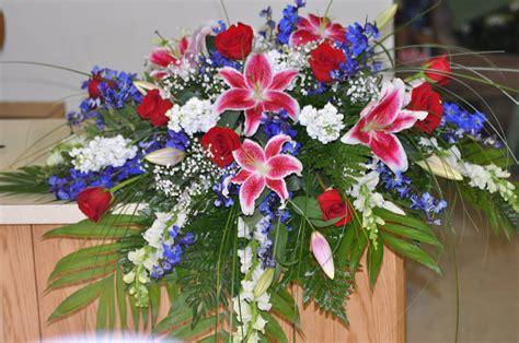 new Funeral flower arrangements
