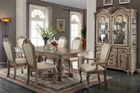 New Home Furnishers » Villa Vittoria 11 Piece Dining Room ...