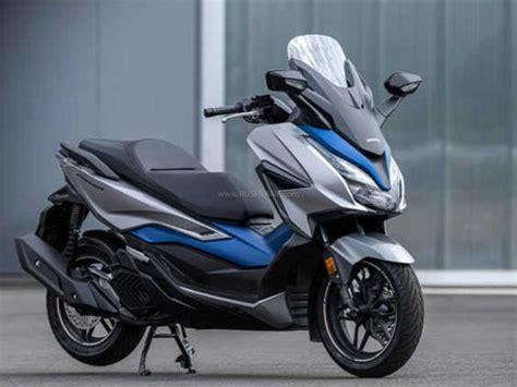 New Honda Forza 125, Forza 350 Debuts   India Launch ...