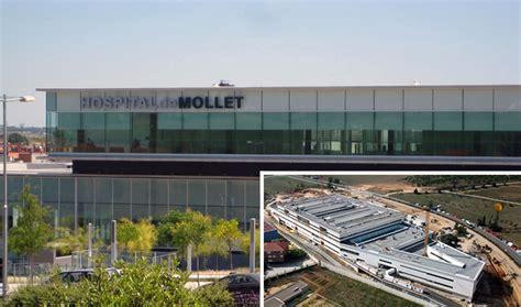New Hospital in Mollet, Spain   Stelladoradus