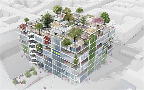 New Ikea in Vienna, Austria   ArchitecturePin ...