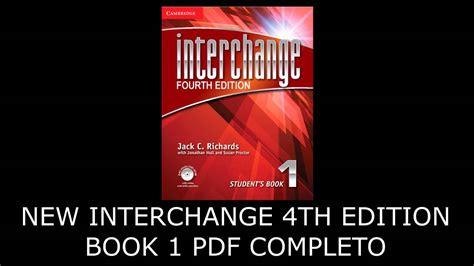 New Interchange 4th Edition Book 1 PDF   COMPLETO   YouTube