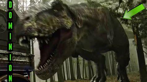 New Jurassic World: Dominion Details Teased   YouTube