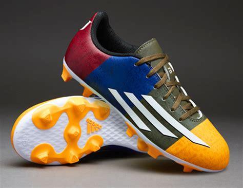 New Kids Boys Adidas F5 FG Junior Messi Designer Football ...