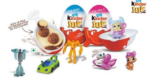 New Kinder Joy colour changing toys #newkinderjoytoys ...