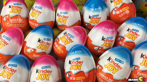 New Kinder Surprise Eggs Limited Edition for Girls ...