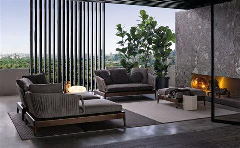 New Minotti outdoor collection by Rodolfo Dordoni | Milan ...