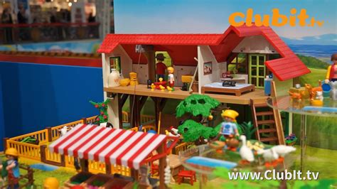 New Playmobil Toys for 2016   YouTube