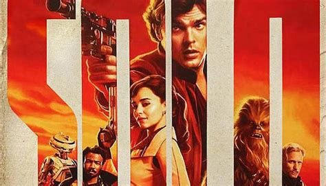 New Poster For Solo: A Star Wars Story Online | 411MANIA