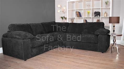 New Ruxley Large Fabric 5 Seater Corner Sofa   2 Corner 2 ...