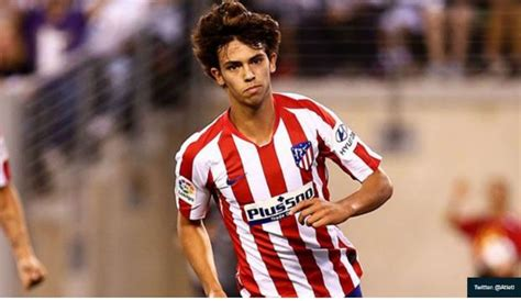 New Signing Joao Felix Speaks As Atletico Destroy Real ...