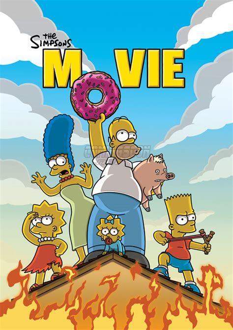 New Simpsons Movie Poster   ComingSoon.net