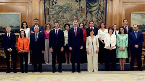 New Spanish government is dominated by women   World News ...