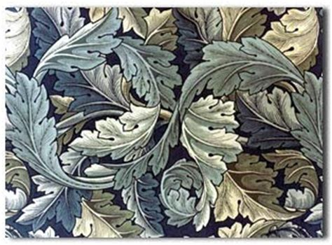 New Tacoma Design: Exercise: William Morris Pattern
