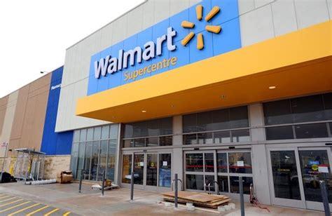 New Walmart store set to open next week at Erin Mills Town ...