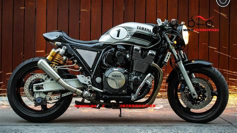 New Yamaha XJR1300 Cafe Racer Litmited Edition | The ...