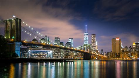 New York 4k Ultra HD Wallpaper | Background Image ...