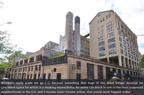New York City Boroughs ~ Westbeth Artists Community ...